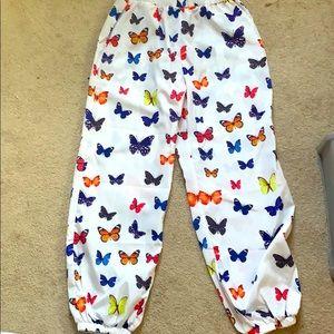 Bufferfly pants
